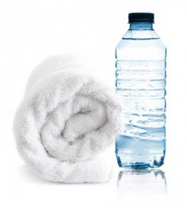 water-towel